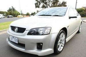 2007 Holden Commodore VE SV6 Silver 5 Speed Automatic Sedan West Footscray Maribyrnong Area Preview