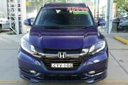 2015 Honda HR-V MY15 Limited Edition Blue 1 Speed Constant Variable Hatchback Belconnen Belconnen Area Preview