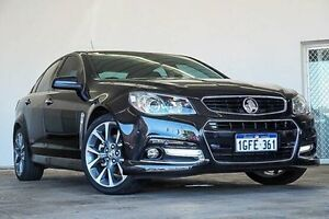 2013 Holden Commodore VF MY14 SS V Black 6 Speed Sports Automatic Sedan Embleton Bayswater Area Preview