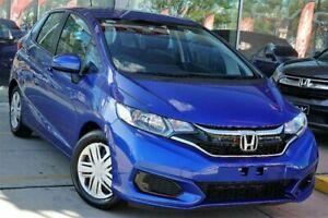 2018 Honda Jazz GF MY19 VTi Brilliant Sporty Blue 5 Speed Manual Hatchback Belconnen Belconnen Area Preview