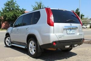 2012 Nissan X-Trail T31 Series IV TS Silver 6 Speed Sports Automatic Wagon Berwick Casey Area Preview