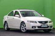 2004 Honda Accord Euro CL Luxury White 5 Speed Automatic Sedan Ringwood East Maroondah Area Preview