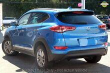 2015 Hyundai Tucson TLE Elite D-CT AWD Blue 7 Speed Sports Automatic Dual Clutch Wagon Wangara Wanneroo Area Preview