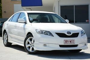 2008 Toyota Camry ACV40R Sportivo White 5 Speed Automatic Sedan Moorooka Brisbane South West Preview
