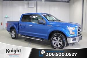 2015 Ford F-150 XLT XTR Rear View Camera, Tow Package