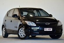 2009 Hyundai i30 FD MY09 SX Black 4 Speed Automatic Hatchback Coopers Plains Brisbane South West Preview