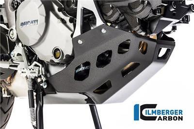 Ilmberger GLOSS Carbon Fibre Bellypan Ducati Multistrada 1200 DVT Enduro 2015