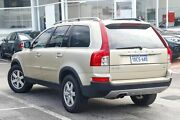 2009 Volvo XC90 P28 MY10 Executive Geartronic Gold 6 Speed Sports Automatic Wagon Victoria Park Victoria Park Area Preview