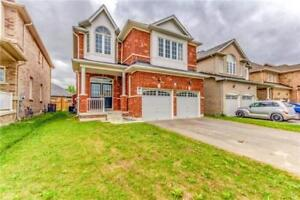 Gorgeous All Brick 4 Bedroom Detached home for lease