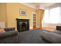 Charming, 1st floor, 2 bedroom, furnished flat in Blackford - available September