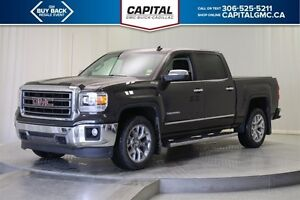 2014 GMC Sierra 1500 SLT Crew Cab  *Back Up Camera-Leather-Heate