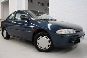 1993 Mitsubishi Lancer CC GL Blue 3 Speed Automatic Coupe Launceston Launceston Area Preview