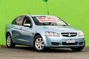2008 Holden Commodore VE MY09 Omega Blue 4 Speed Automatic Sedan Ringwood East Maroondah Area Preview