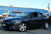 2006 Mazda 3 BK10F1 Neo Grey 4 Speed Sports Automatic Hatchback Greenslopes Brisbane South West Preview