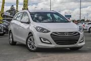 2014 Hyundai i30 GD Active Tourer White 6 Speed Sports Automatic Wagon Aspley Brisbane North East Preview