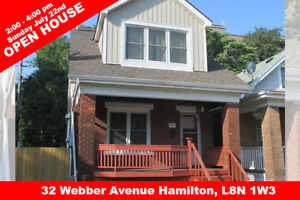 Open House 32 Webber Avenue Sunday July 22nd from 2 to 4pm