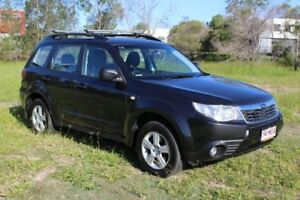2010 Subaru Forester S3 MY10 X AWD Columbia Grey 4 Speed Sports Automatic Wagon Ormeau Gold Coast North Preview