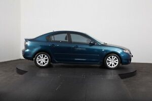 2007 Mazda 3 BK MY06 Upgrade Maxx Sport Blue 5 Speed Manual Sedan McGraths Hill Hawkesbury Area Preview
