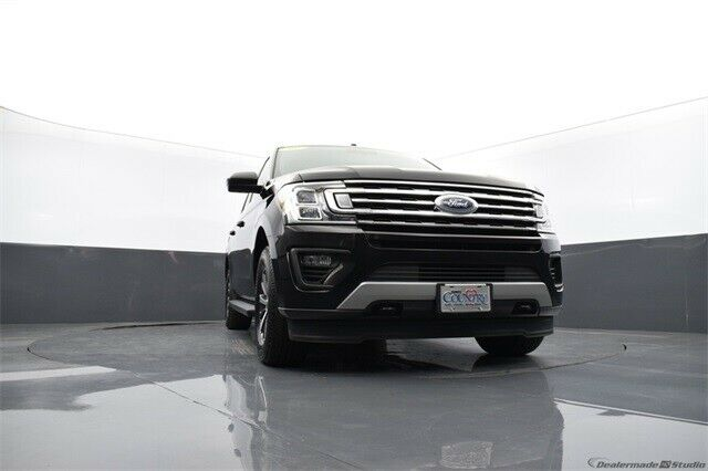 Owner 2019 Ford Expedition Max XLT Agate Black Metallic 4D Sport Utility - Shipping Av