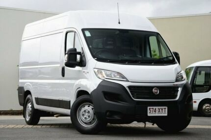 2017 Fiat Ducato Series 6 Mid Roof MWB Comfort-matic White 6 Speed Sports Automatic Single Clutch Robina Gold Coast South Preview