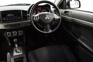 2014 Mitsubishi Lancer CJ MY14.5 ES Sport White 6 Speed CVT Auto Sequential Sedan Moorabbin Kingston Area Preview