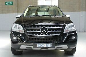 2009 Mercedes-Benz ML280 CDI W164 Black Sports Automatic Wagon Knoxfield Knox Area Preview