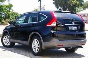 2013 Honda CR-V RM VTi Black 6 Speed Manual Wagon St James Victoria Park Area Preview