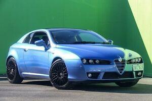 2006 Alfa Romeo Brera JTS Blue 6 Speed Manual Coupe Ringwood East Maroondah Area Preview
