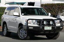 2011 Toyota Landcruiser UZJ200R MY10 GXL White 5 Speed Sports Automatic Wagon Acacia Ridge Brisbane South West Preview
