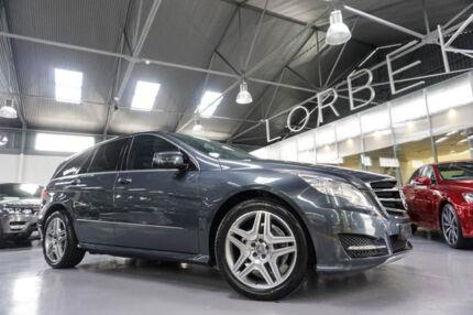 2011 Mercedes-Benz R300 CDI 251 MY11 AWD Grey 7 Speed Automatic G-Tronic Wagon