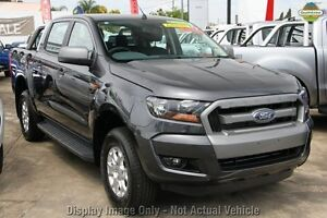 2016 Ford Ranger PX MkII XLS Double Cab Special Edition Grey 6 Speed Sports Automatic Utility Launceston Launceston Area Preview