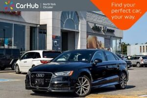 2015 Audi A3 2.0T Progressiv AWD|Sunroof|Nav|Leather|HeatFrntSe