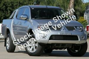 2012 Mitsubishi Triton MN MY13 GLX-R Double Cab White 5 Speed Sports Automatic Utility Gympie Gympie Area Preview