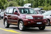 2006 Nissan X-Trail T30 II MY06 ST-S 40th Anniversary Burgundy 4 Speed Automatic Wagon Ringwood East Maroondah Area Preview