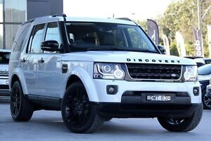 2015 Land Rover Discovery SERIES 4 L319 M SDV6 SE White 8 Speed Sports Automatic Wagon West Gosford Gosford Area Preview