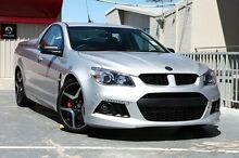 2015 Holden Special Vehicles Maloo GEN-F MY15 R8 Nitrate Silver 6 Speed Manual Utility West Perth Perth City Preview
