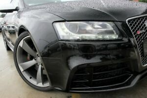 2011 Audi RS5 8T MY11 Limited Edition S tronic quattro Black 7 Speed Sports Automatic Dual Clutch
