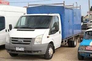 2010 Ford Transit SINGLE CAB BOX TRUCK 6 Speed Manual Cab Chassis Carrum Downs Frankston Area Preview