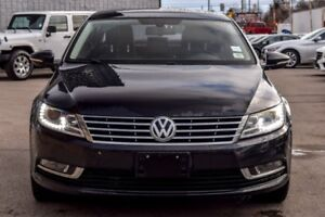 2013 Volkswagen CC Sportline|Sunroof|Backup Cam|Leather|Heat.Frn