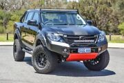 2018 Mazda BT-50 UR0YG1 XTR Black 6 Speed Sports Automatic Utility Wilson Canning Area Preview