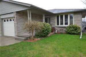 Immaculate Home in Desirable Location in Kitchener