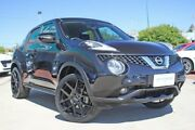 2016 Nissan Juke F15 Series 2 ST (FWD) Black Continuous Variable Wagon Victoria Park Victoria Park Area Preview