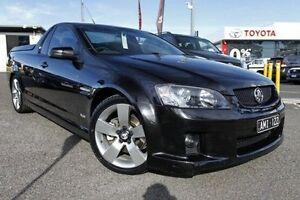 2010 Holden Ute VE MY10 SS V Black 6 Speed Manual Utility Keysborough Greater Dandenong Preview