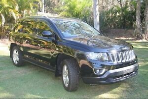 2014 Jeep Compass NORTH MK My14 Black Automatic Wagon Capalaba Brisbane South East Preview