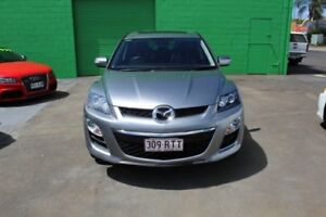 2011 Mazda CX-7 ER10L2 Classic Activematic Silver 5 Speed Sports Automatic Wagon