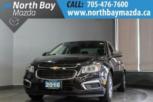 2016 Chevrolet Cruze 2LS Manual with Bluetooth, New Pads and Rot