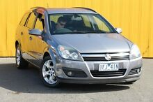 2006 Holden Astra AH MY06 CDX Grey 4 Speed Automatic Wagon Heatherton Kingston Area Preview