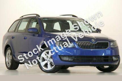 2015 Skoda Octavia NE MY15.5 Ambition Plus DSG 103TSI Blue 7 Speed Sports Automatic Dual Clutch Gosford Gosford Area Preview