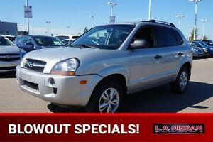 2009 Hyundai Tucson HEATED SEATS LOW KMS Priced To Sell!