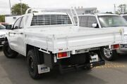 2013 Ford Ranger PX XL Double Cab White 6 Speed Sports Automatic Cab Chassis Nundah Brisbane North East Preview